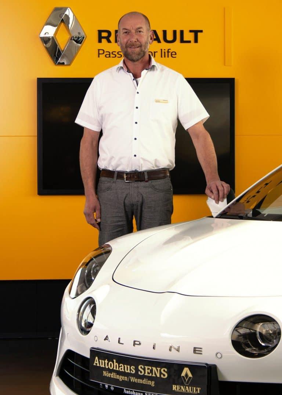 Werner Mück - Automobilverkäufer
