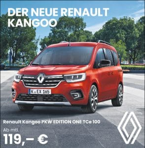 Read more about the article Der neue RENAULT KANGOO